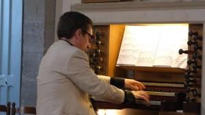 Yves Pelras Organ
